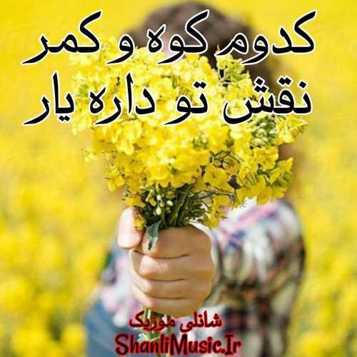 محمد حشمتی کدوم کوه و کمر نقش تو داره یار