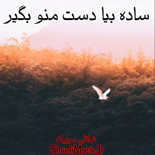 آهنگ ساده بیا دست منو بگیر رضا صادقی